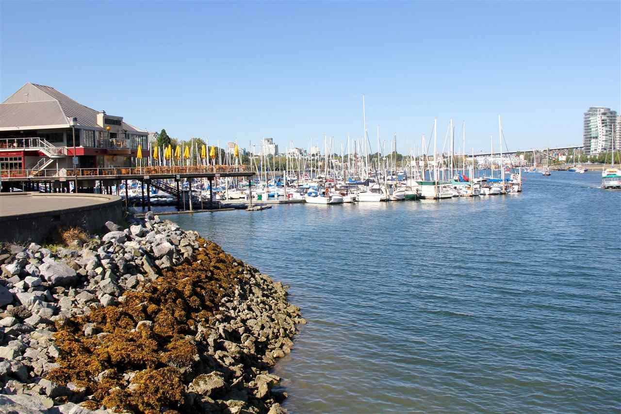 Photo 12: Photos: 411 1859 SPYGLASS Place in Vancouver: False Creek Condo for sale (Vancouver West)  : MLS®# R2100993
