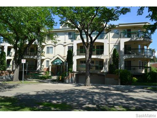 Main Photo: 107 521 Main Street East in Saskatoon: Nutana Complex for sale (Saskatoon Area 02)  : MLS®# 587166