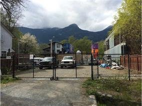 Main Photo: 37707 SECOND Avenue in Squamish: Downtown SQ Land for sale : MLS®# R2135008