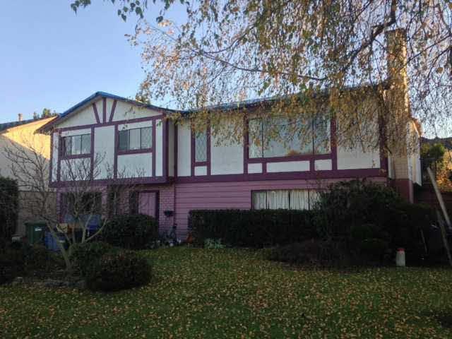Main Photo: 8220 ROSEBANK CRESCENT in : South Arm House for sale : MLS®# V1037081
