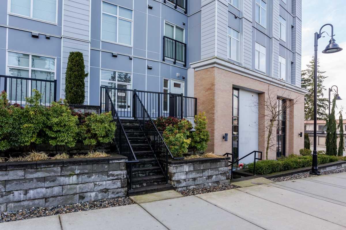 "Main Photo: 131 13728 108 Avenue in Surrey: Bolivar Heights Condo for sale in ""Quattro 3"" (North Surrey)  : MLS®# R2141729"