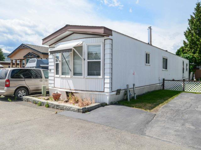 Main Photo: 68 1655 ORD ROAD in : Brocklehurst Manufactured Home/Prefab for sale (Kamloops)  : MLS®# 140960