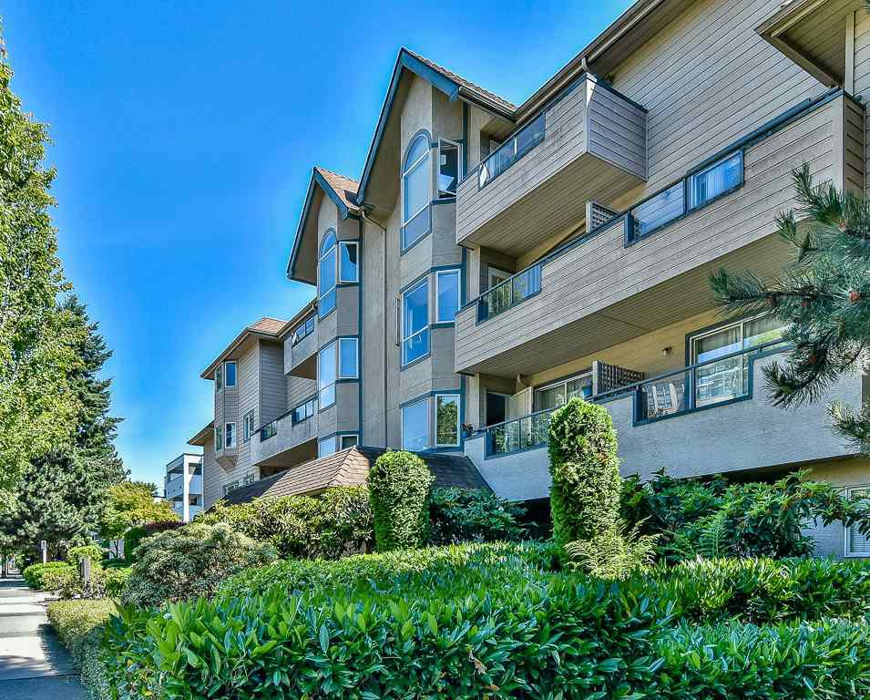 """Main Photo: 207 8700 WESTMINSTER Highway in Richmond: Brighouse Condo for sale in """"CANAAN PLACE"""" : MLS®# R2184118"""