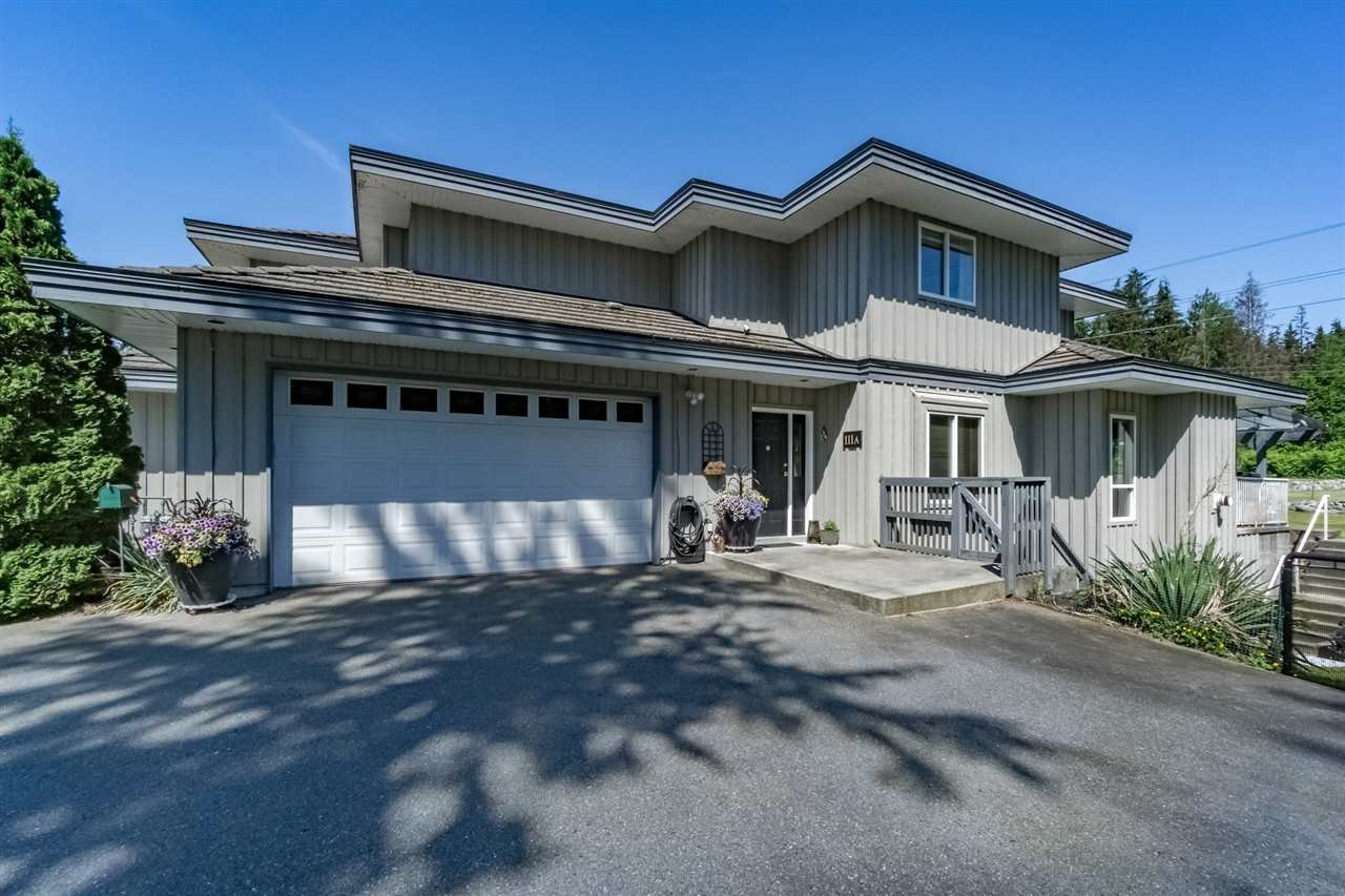 Main Photo: 111A HEMLOCK DRIVE: Anmore House 1/2 Duplex for sale (Port Moody)  : MLS®# R2172340