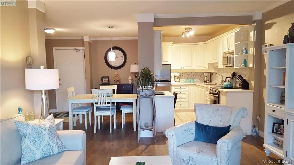 Main Photo: 410 3277 Glasgow Avenue in VICTORIA: SE High Quadra Condo Apartment for sale (Saanich East)  : MLS®# 386521