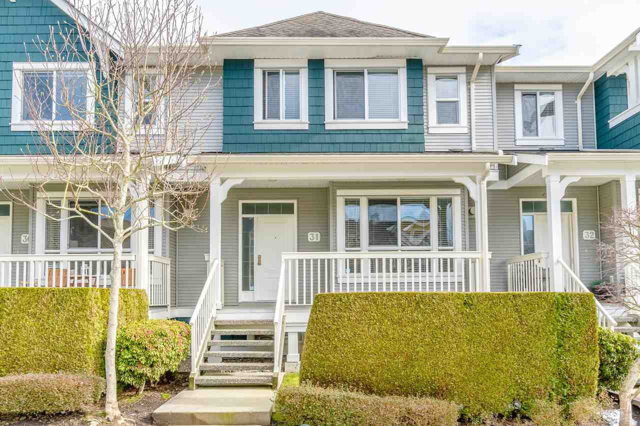 Main Photo: 31 5999 ANDREWS Road in Richmond: Steveston South Townhouse for sale : MLS®# R2243661