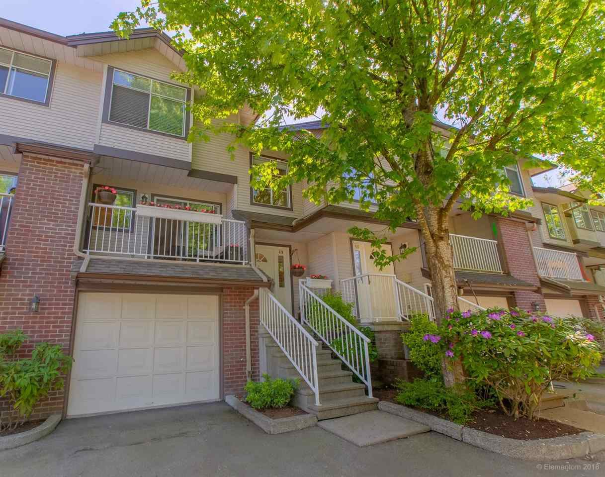 """Main Photo: 49 2450 LOBB Avenue in Port Coquitlam: Mary Hill Townhouse for sale in """"SOUTHSIDE"""" : MLS®# R2268458"""