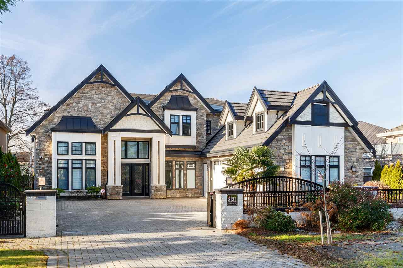 Main Photo: 8131 CLAYBROOK Road in Richmond: Boyd Park House for sale : MLS®# R2349136