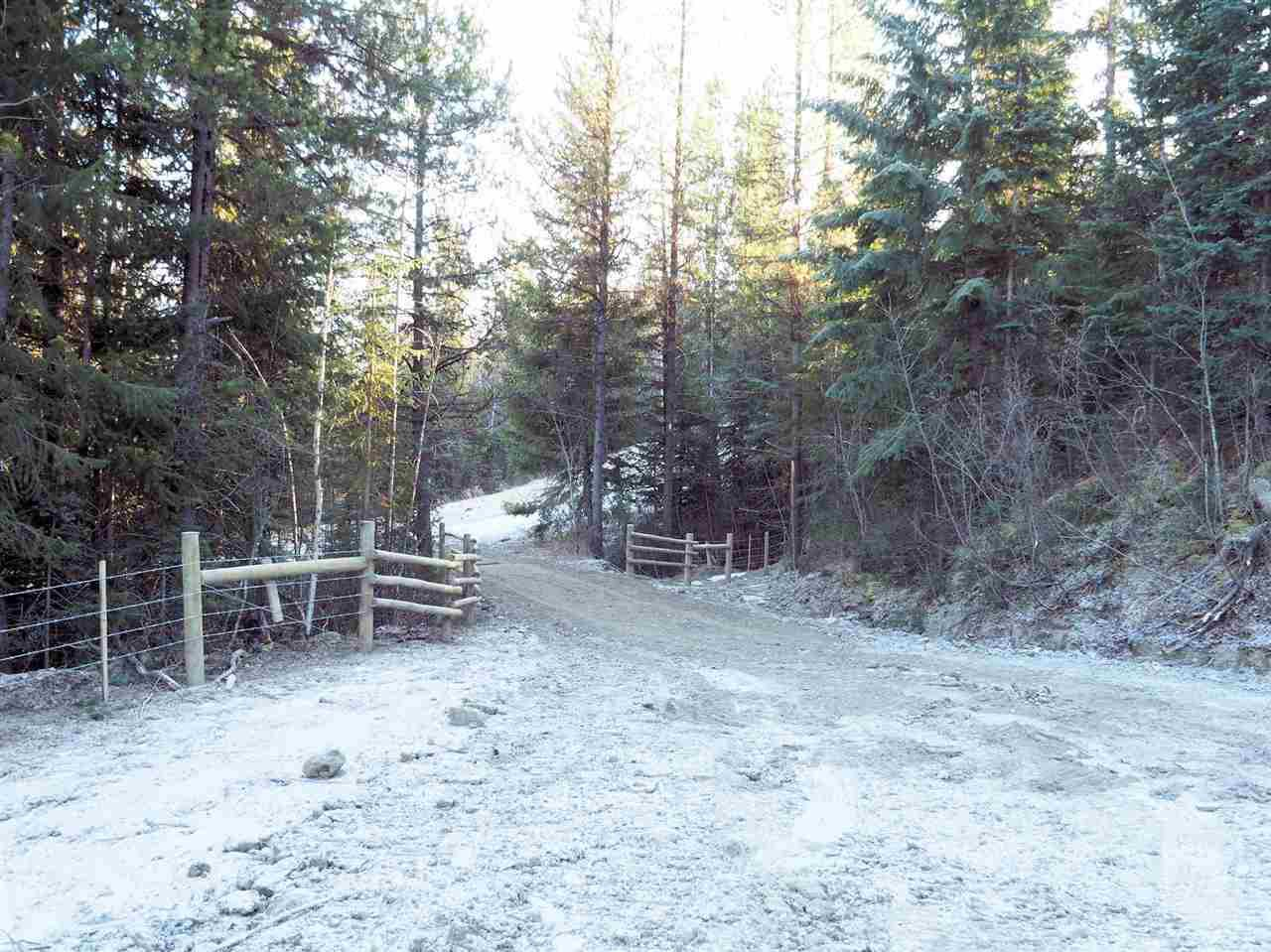 Main Photo: PRO LT B BRADLEY CREEK Road: Forest Grove Land for sale (100 Mile House (Zone 10))  : MLS®# R2354645