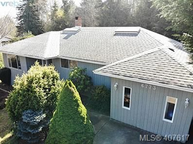 Main Photo: 6773 Foreman Heights Dr in SOOKE: Sk Broomhill Single Family Detached for sale (Sooke)  : MLS®# 810074