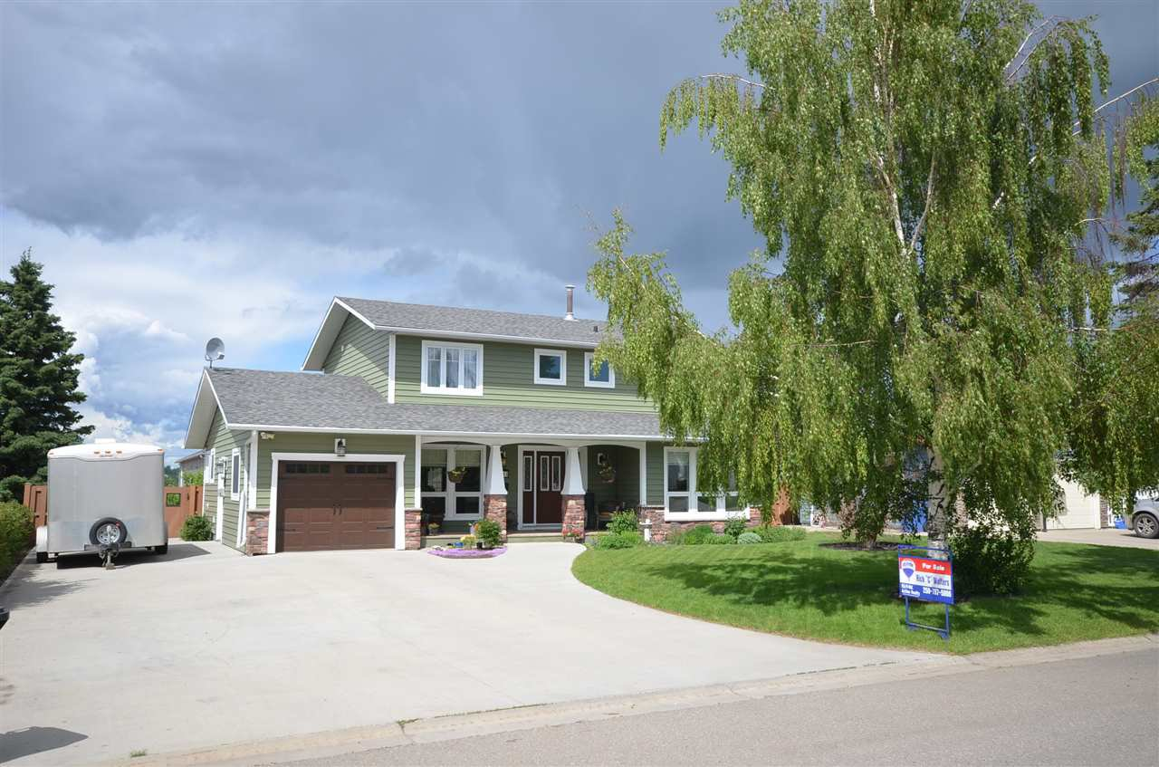 Main Photo: 10512 114 Avenue in Fort St. John: Fort St. John - City NW House for sale (Fort St. John (Zone 60))  : MLS®# R2380072
