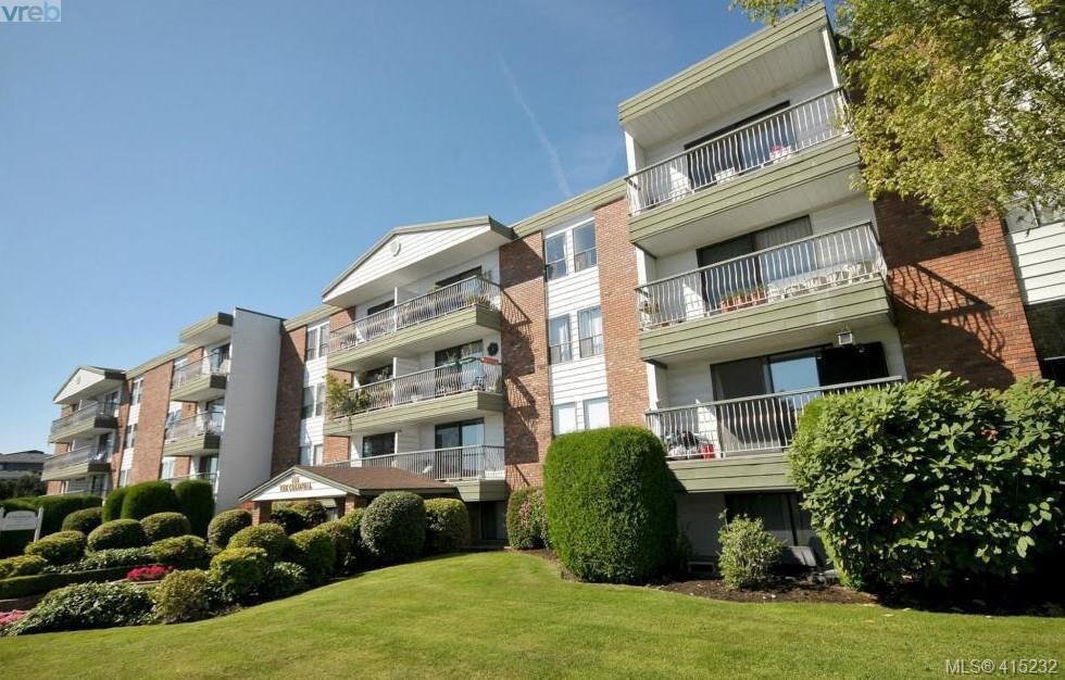 Main Photo: 207 900 Tolmie Avenue in VICTORIA: SE Quadra Condo Apartment for sale (Saanich East)  : MLS®# 415232