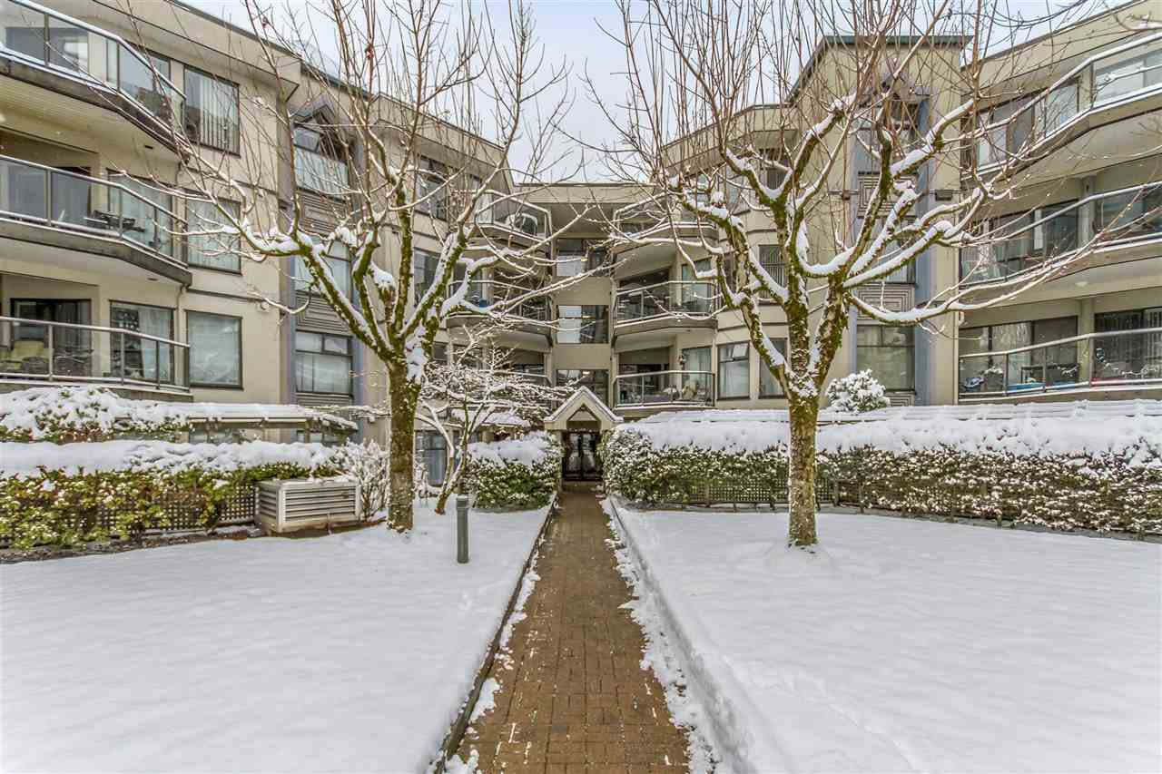 "Main Photo: 404 2968 BURLINGTON Drive in Coquitlam: North Coquitlam Condo for sale in ""THE BURLINGTON"" : MLS®# R2428718"