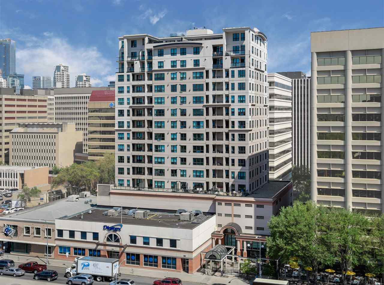 Main Photo: 906 9939 109 Street in Edmonton: Zone 12 Condo for sale : MLS®# E4205577