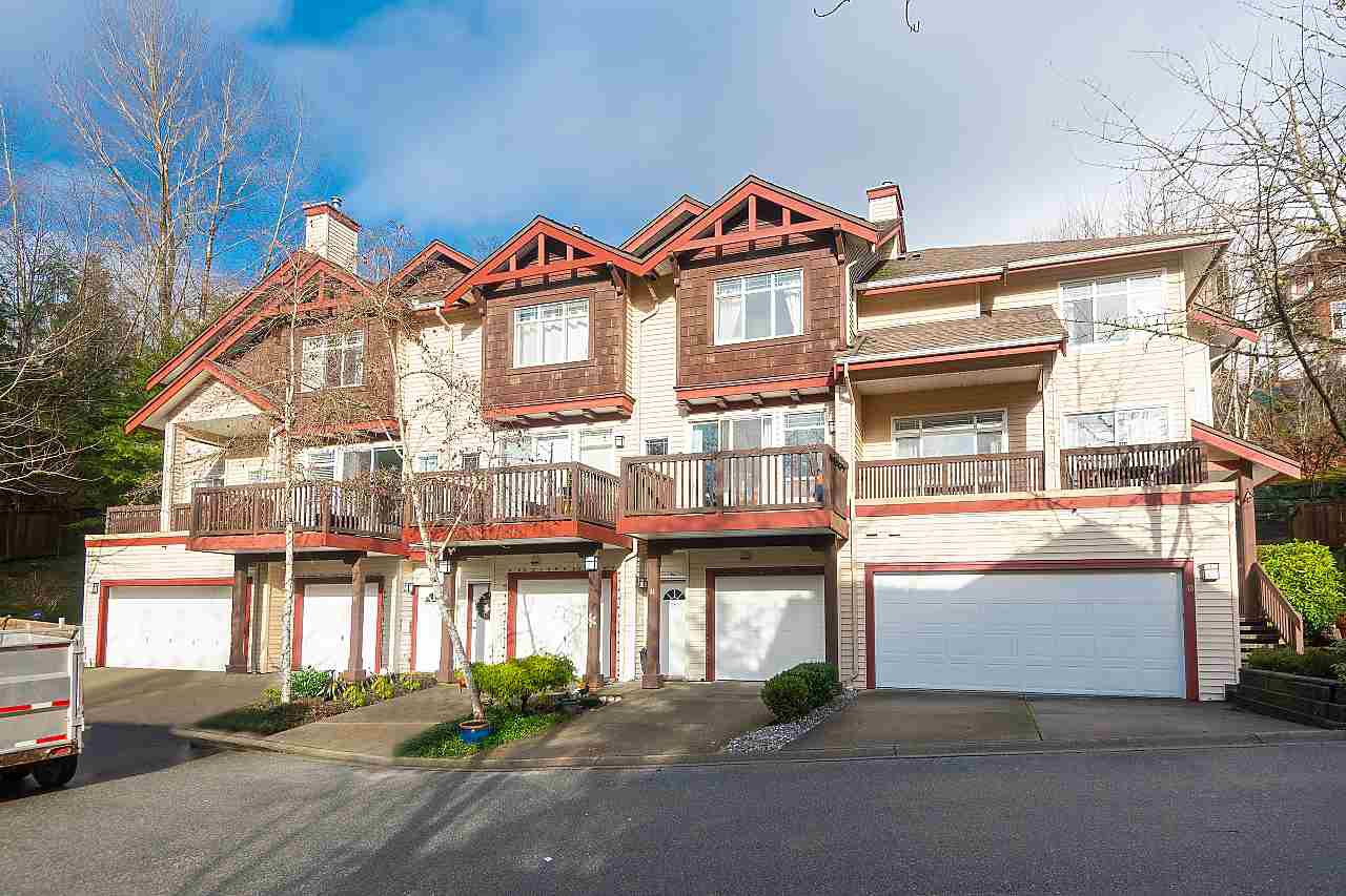 """Main Photo: 43 15 FOREST PARK Way in Port Moody: Heritage Woods PM Townhouse for sale in """"DISCOVERY RIDGE"""" : MLS®# R2526076"""