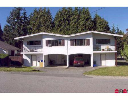 Main Photo: 13153 - 13155 107th AVENUE, SURREY, B.C. in Surrey: Home for sale (Canada)  : MLS®# F2723621