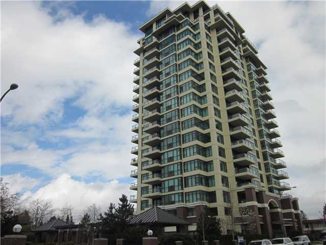 Main Photo: # 1204 615 HAMILTON ST in New Westminster: Uptown NW Condo for sale : MLS®# V944995