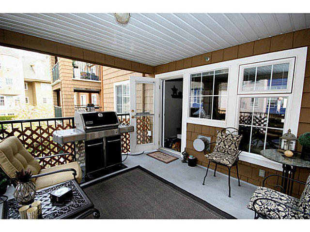 """Main Photo: 303 1369 56TH Street in Tsawwassen: Cliff Drive Condo for sale in """"WINDSOR WOODS"""" : MLS®# V1058520"""