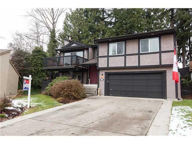 """Main Photo: 11107 YORK Place in Delta: Sunshine Hills Woods House for sale in """"Sunshine Hills"""" (N. Delta)  : MLS®# F1427843"""