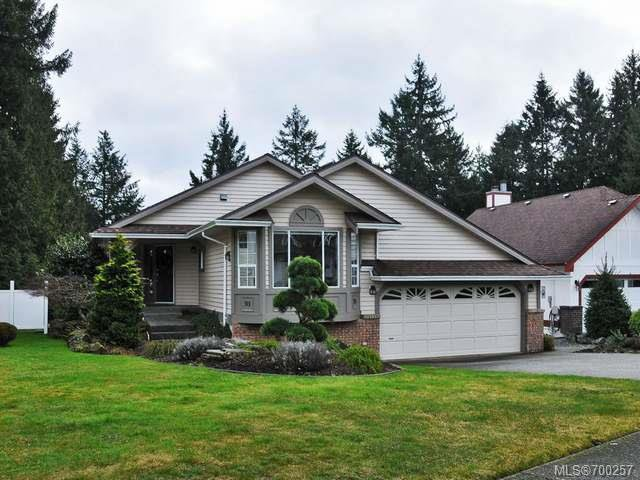 Main Photo: 93 Marine Dr in COBBLE HILL: ML Cobble Hill House for sale (Malahat & Area)  : MLS®# 700257