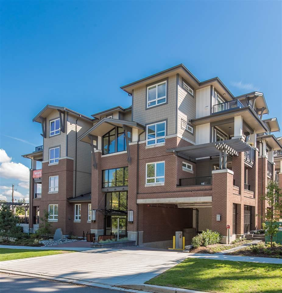 "Main Photo: 109 15188 29A Avenue in Surrey: King George Corridor Condo for sale in ""South Point Walk"" (South Surrey White Rock)  : MLS®# R2036892"