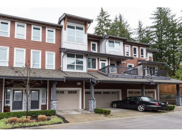 "Main Photo: 20 3431 GALLOWAY Avenue in Coquitlam: Burke Mountain Townhouse for sale in ""NORTHBROOK"" : MLS®# R2042407"