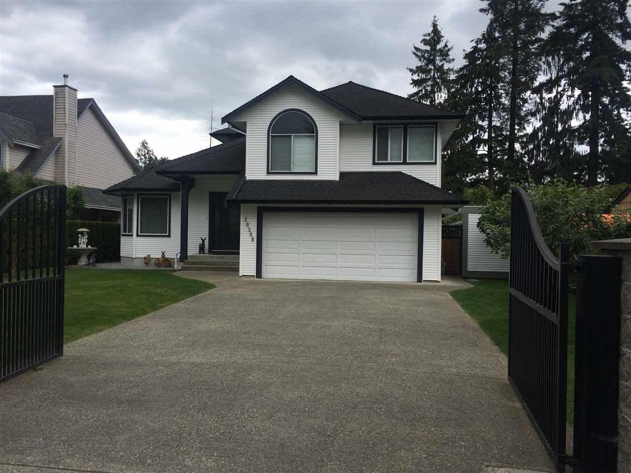 Main Photo: 20506 POWELL Avenue in Maple Ridge: Northwest Maple Ridge House for sale : MLS®# R2068466