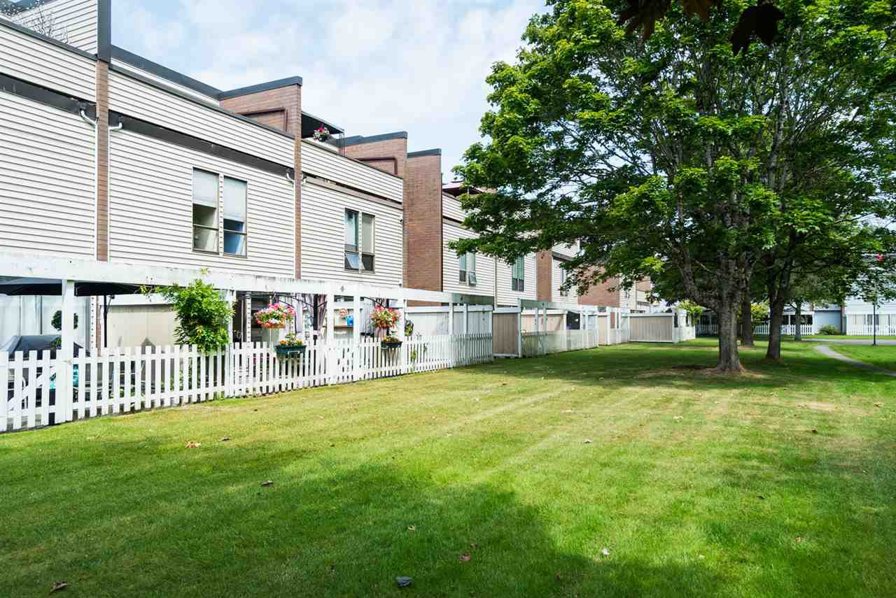 "Main Photo: 99 10200 4TH Avenue in Richmond: Steveston North Townhouse for sale in ""MANOAH VILLAGE"" : MLS®# R2074492"