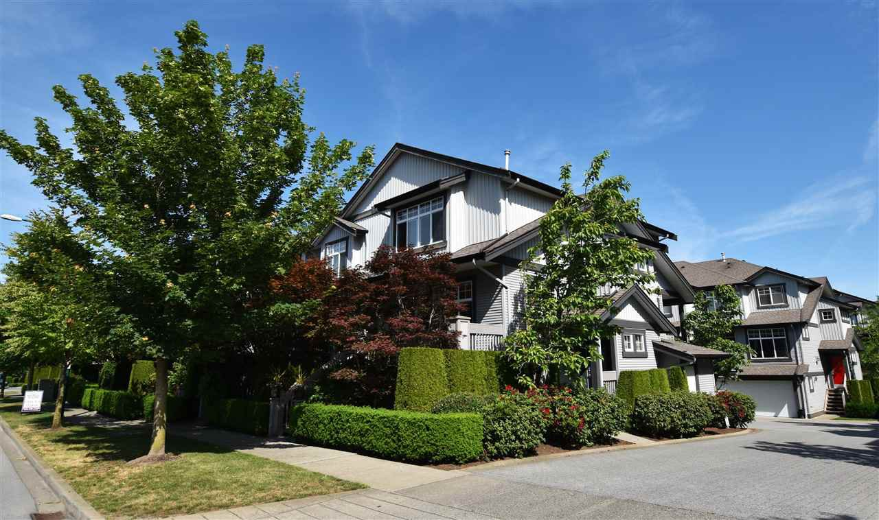 "Main Photo: 72 18828 69 Avenue in Surrey: Clayton Townhouse for sale in ""Starpoint"" (Cloverdale)  : MLS®# R2075008"