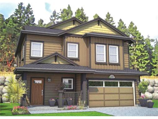 Main Photo: 2389 Lund Rd in VICTORIA: VR Six Mile Single Family Detached for sale (View Royal)  : MLS®# 746537