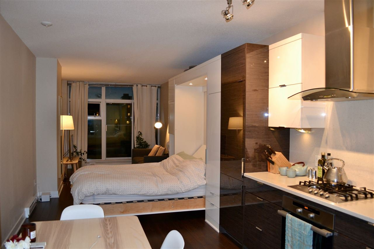 Kitchen - Bed &  Living Room