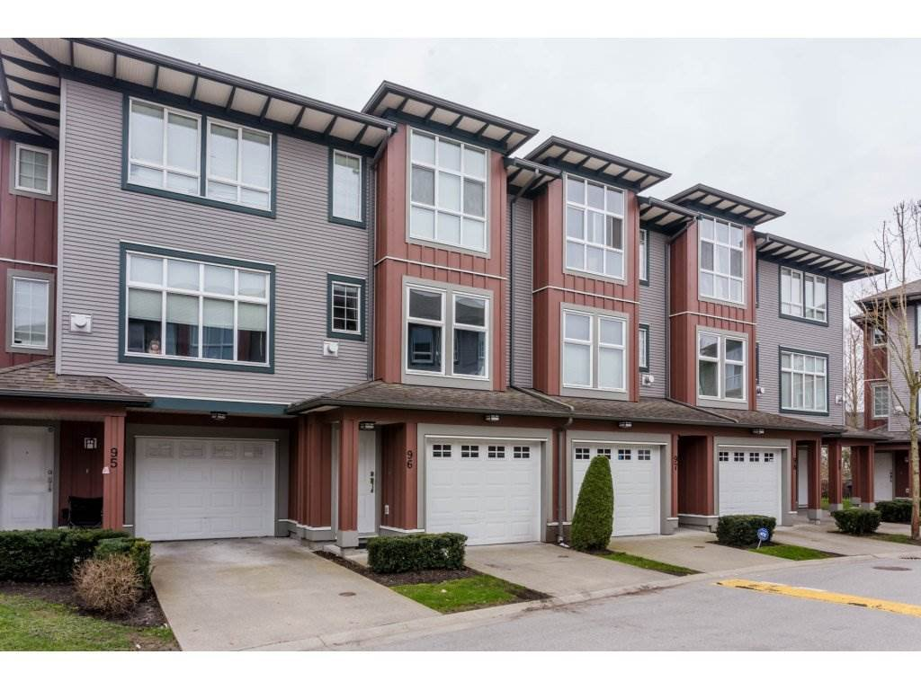 """Main Photo: 96 18777 68A Avenue in Surrey: Clayton Townhouse for sale in """"COMPASS"""" (Cloverdale)  : MLS®# R2152411"""