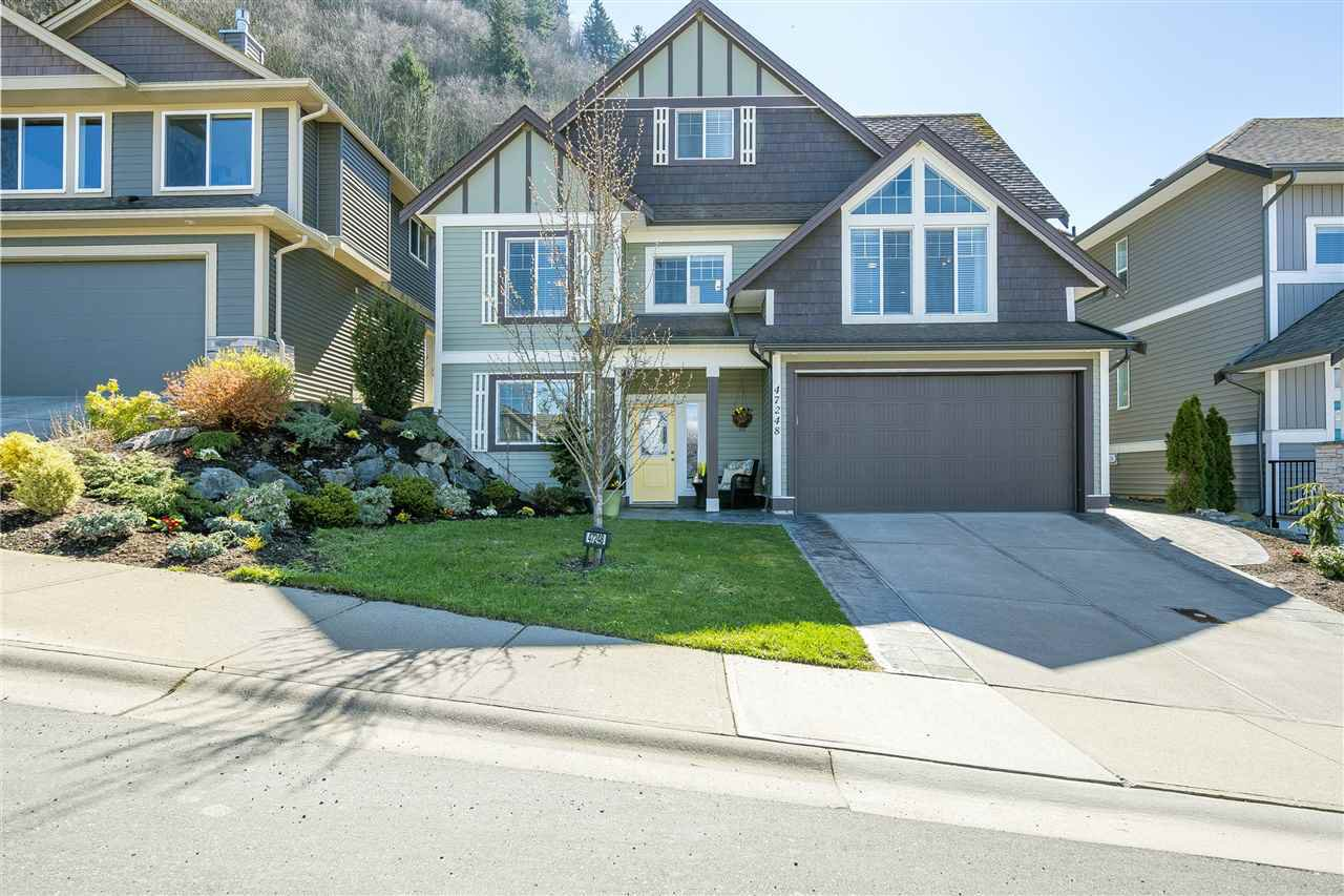 Main Photo: 47248 VISTA Place in Sardis: Promontory House for sale : MLS®# R2152490
