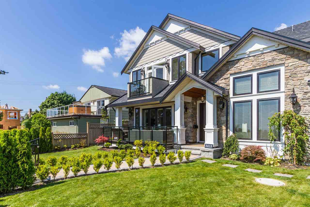 Main Photo: 5615 EWART Street in Burnaby: South Slope House for sale (Burnaby South)  : MLS®# R2153918