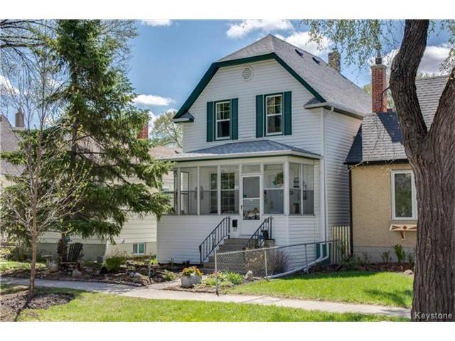 Main Photo: 84 Cobourg Avenue in Winnipeg: Glenelm Residential for sale (3C)  : MLS®# 1711809