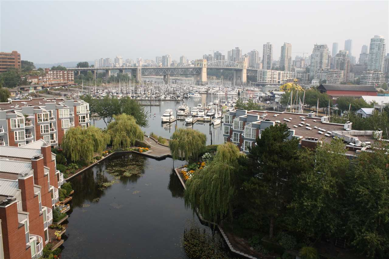 "Main Photo: 759 1515 W 2ND Avenue in Vancouver: False Creek Condo for sale in ""ISLAND COVER"" (Vancouver West)  : MLS®# R2195310"