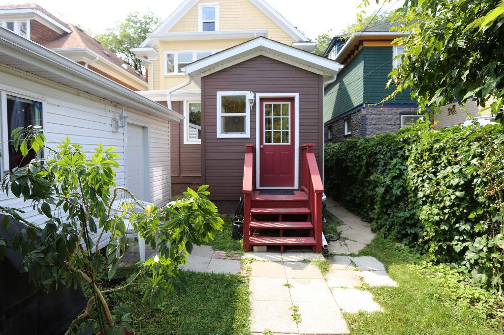 Photo 23: Photos: 185 Home Street in Winnipeg: Wolseley Single Family Detached for sale (5B)  : MLS®# 1807366