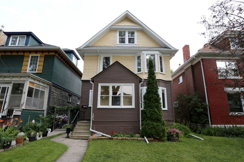 Photo 27: Photos: 185 Home Street in Winnipeg: Wolseley Single Family Detached for sale (5B)  : MLS®# 1807366