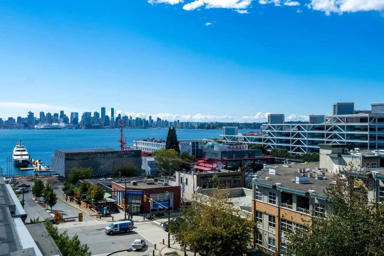 "Main Photo: 404 88 LONSDALE Avenue in North Vancouver: Lower Lonsdale Condo for sale in ""THE ABERDEEN"" : MLS®# R2206221"