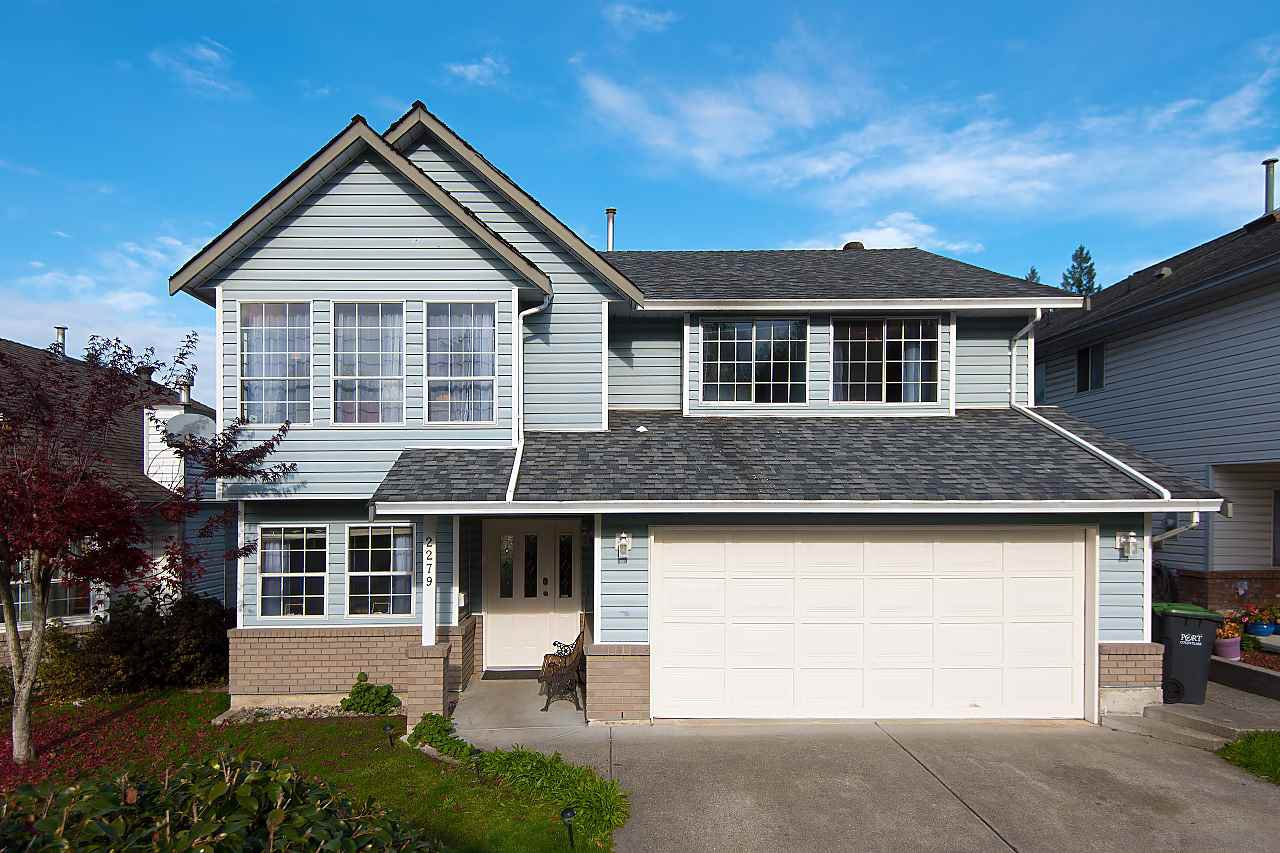 Main Photo: 2279 STAFFORD Avenue in Port Coquitlam: Mary Hill House for sale : MLS®# R2220285