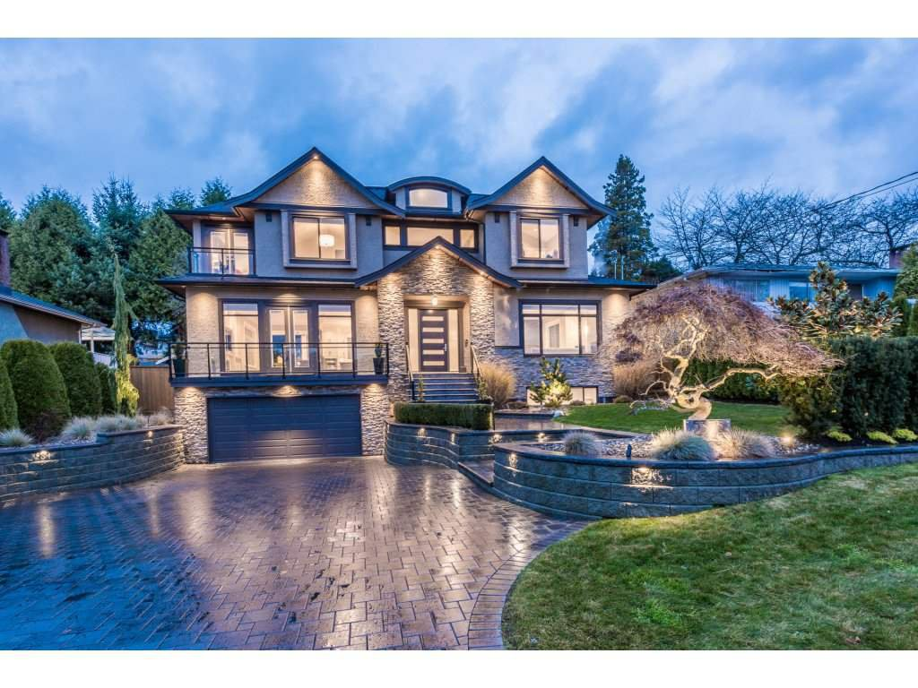 Main Photo: 5375 VENABLES Street in Burnaby: Parkcrest House for sale (Burnaby North)  : MLS®# R2225376