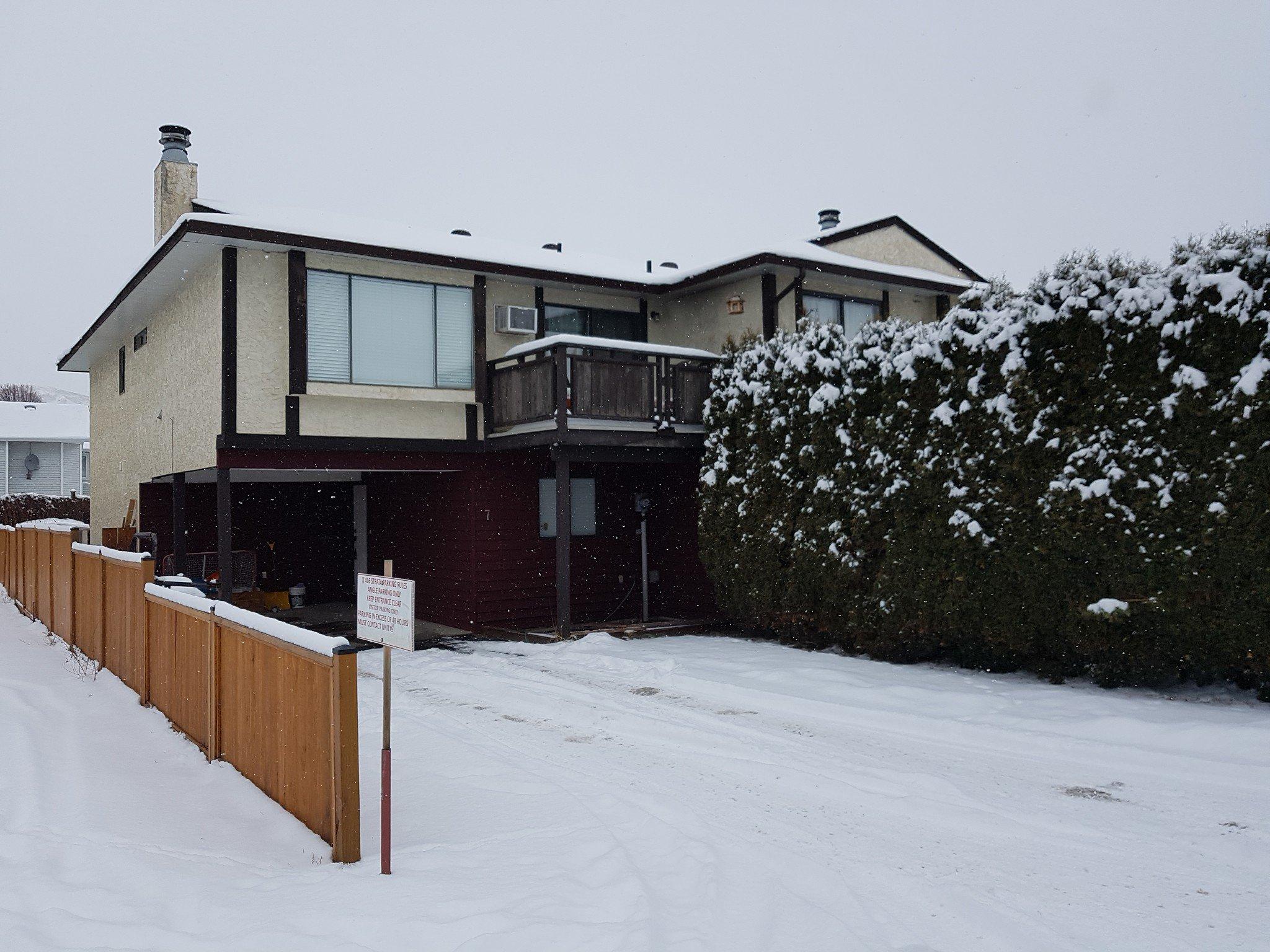Main Photo: 7 685 SINGH in KAMLOOPS: BROCK House 1/2 Duplex for sale : MLS®# 144277