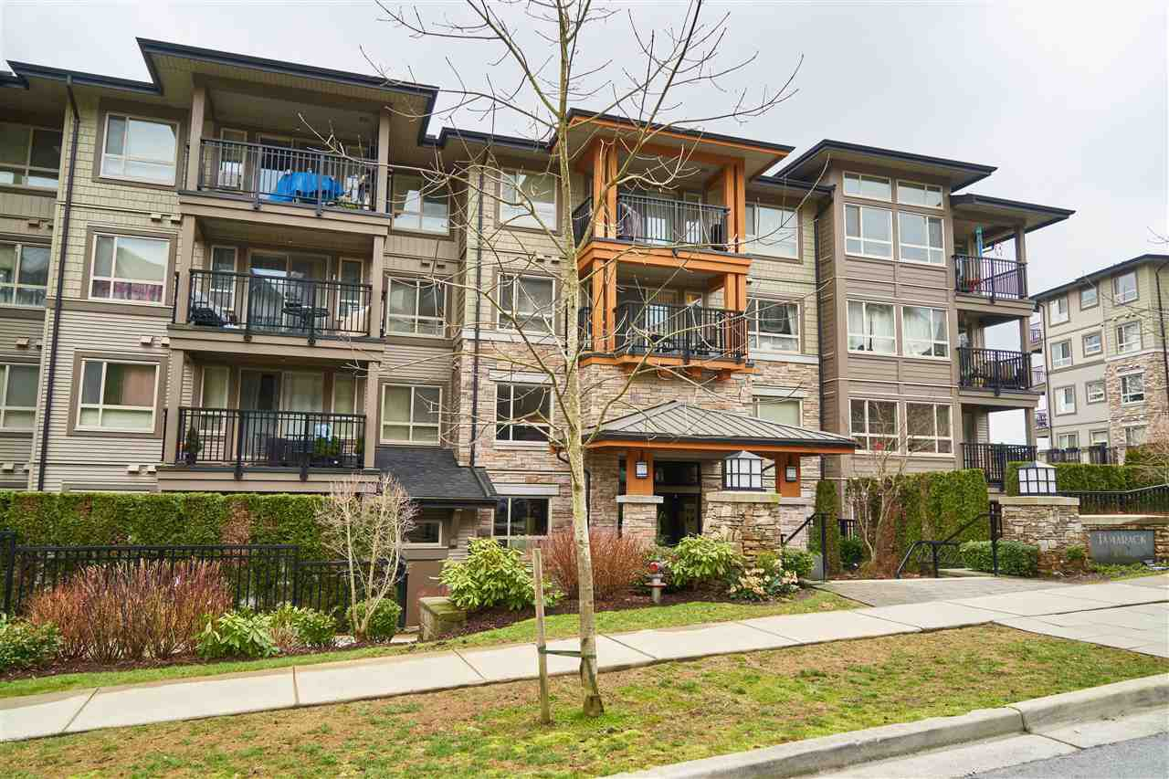 "Main Photo: 407 3178 DAYANEE SPRINGS Boulevard in Coquitlam: Westwood Plateau Condo for sale in ""Tamarack"" : MLS®# R2245045"