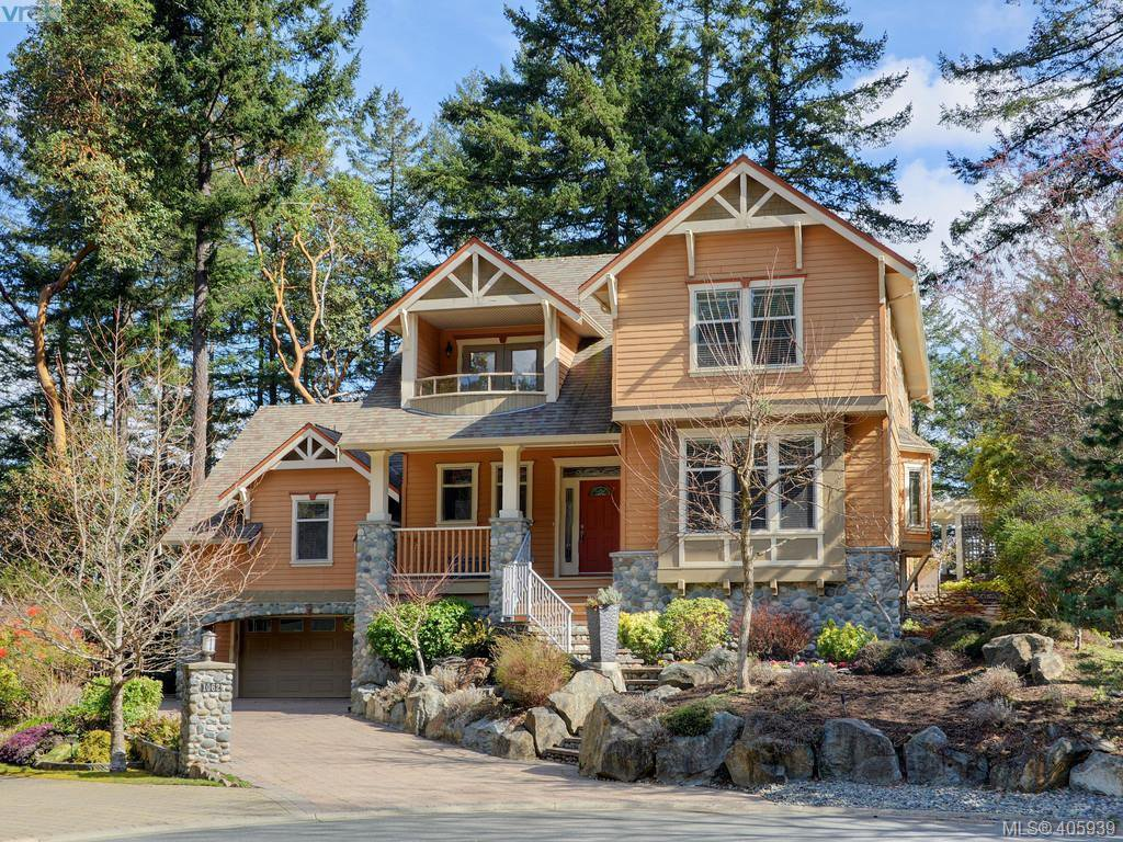 Main Photo: 1062 River Rd in VICTORIA: Hi Bear Mountain House for sale (Highlands)  : MLS®# 806632