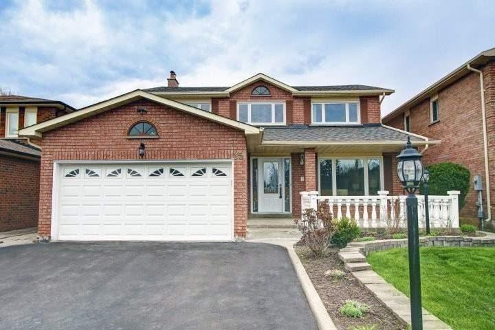 Main Photo: 35 Cobbler Crescent in Markham: Raymerville House (2-Storey) for sale : MLS®# N4469940