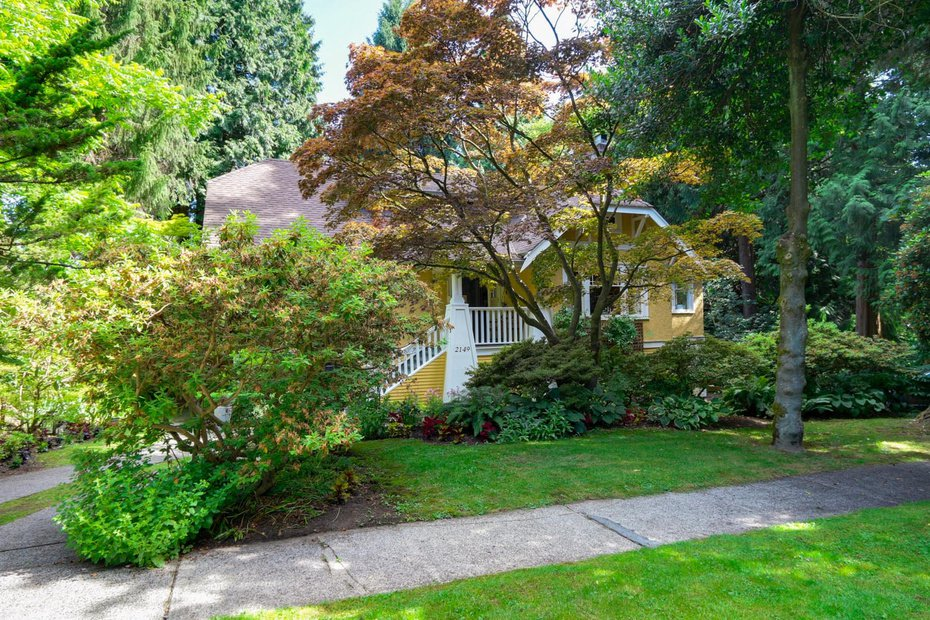 Main Photo: 2149 West 35th Ave in Vancouver: Quilchena Home for sale ()  : MLS®# V1072715