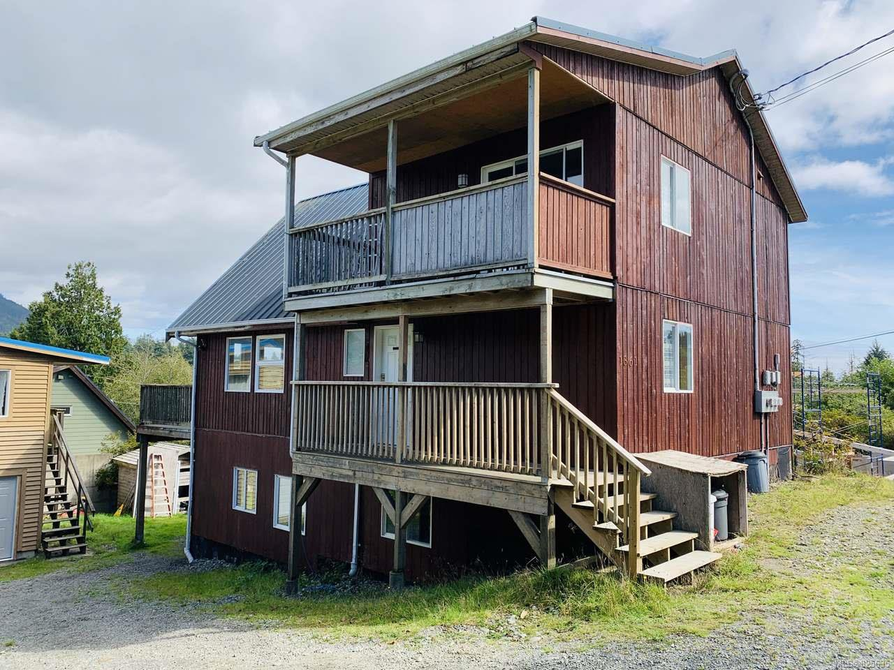Main Photo: 1361 Helen Rd in UCLUELET: PA Ucluelet House for sale (Port Alberni)  : MLS®# 825635