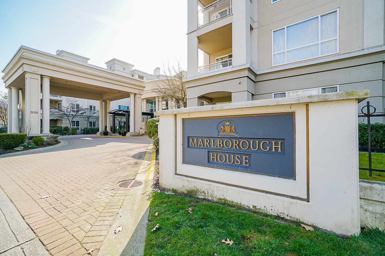 "Main Photo: 207 3098 GUILDFORD Way in Coquitlam: North Coquitlam Condo for sale in ""Malborough House"" : MLS®# R2449072"