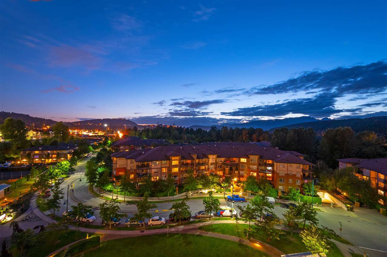 """Main Photo: 906 651 NOOTKA Way in Port Moody: Port Moody Centre Condo for sale in """"SAHALEE"""" : MLS®# R2479828"""