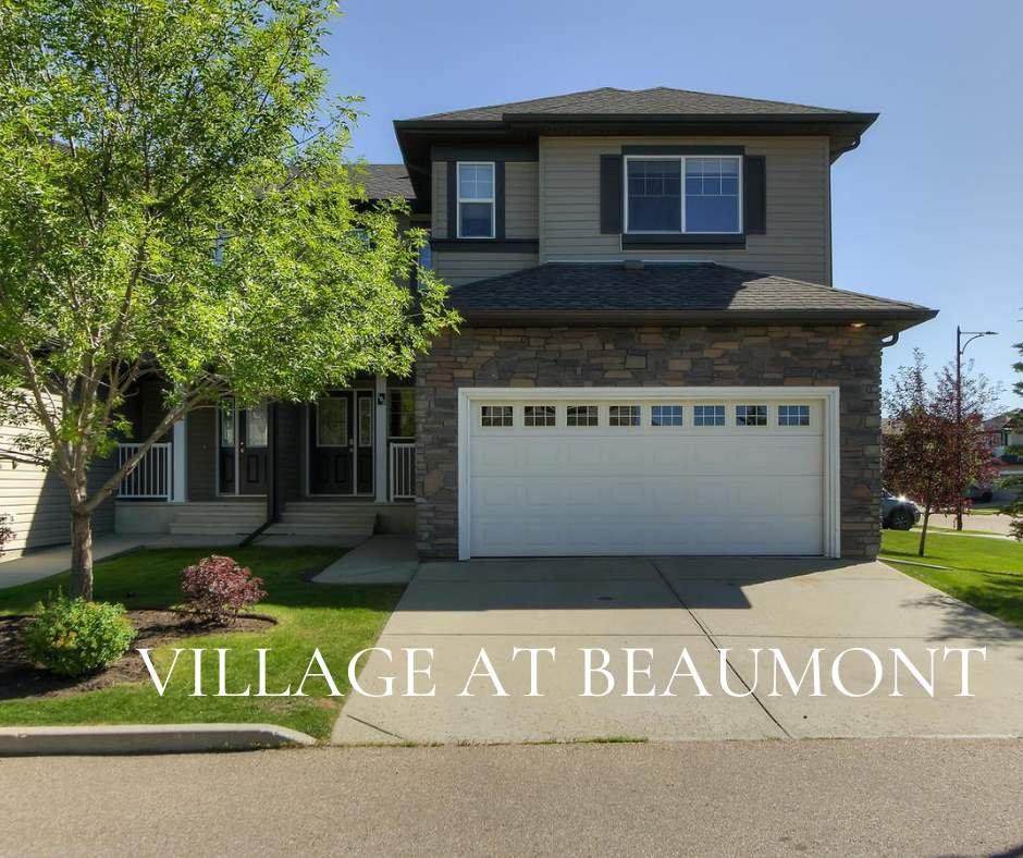 Main Photo: 105 89 RUE MONETTE: Beaumont Townhouse for sale : MLS®# E4208098